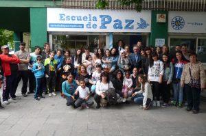 II Aniversario Escuela de Paz