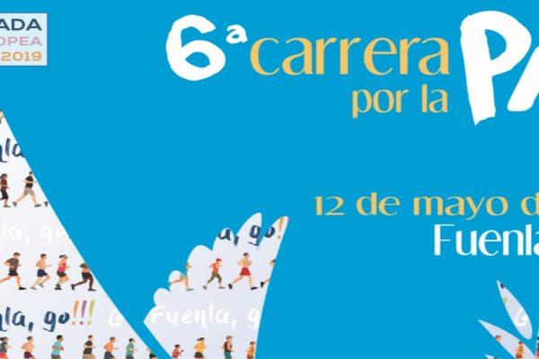 VI Carrera por la Paz en Fuenlabrada: Nuestra meta es la igualdad