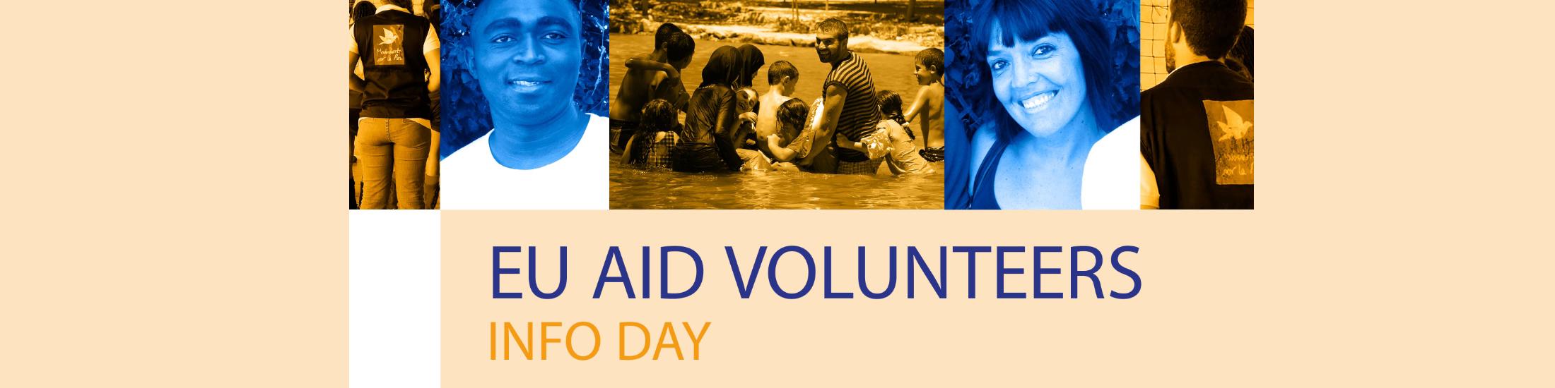 Sesión Informativa EU Aid Volunteers