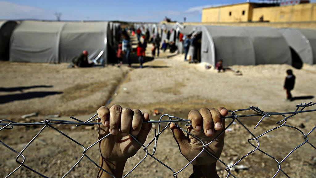 20 de Junio Día Mundial de las Personas Refugiadas.
