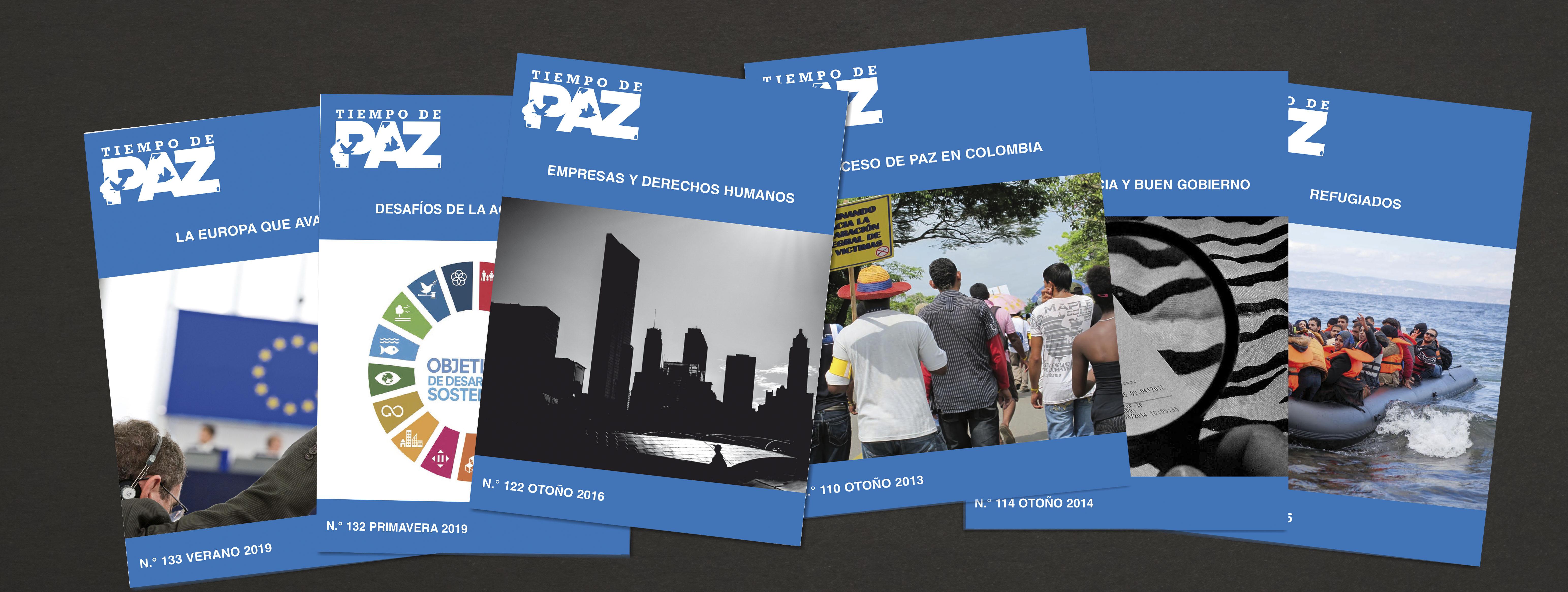 Revista Tiempo de Paz